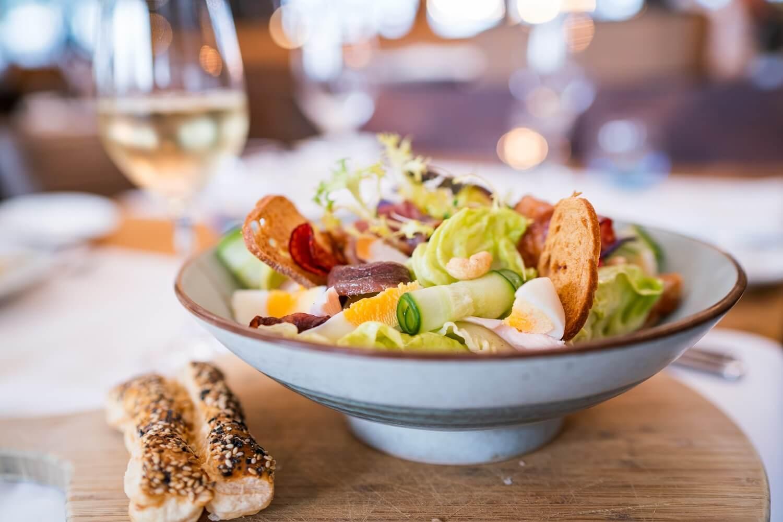 De Rietschans – Caeser salade